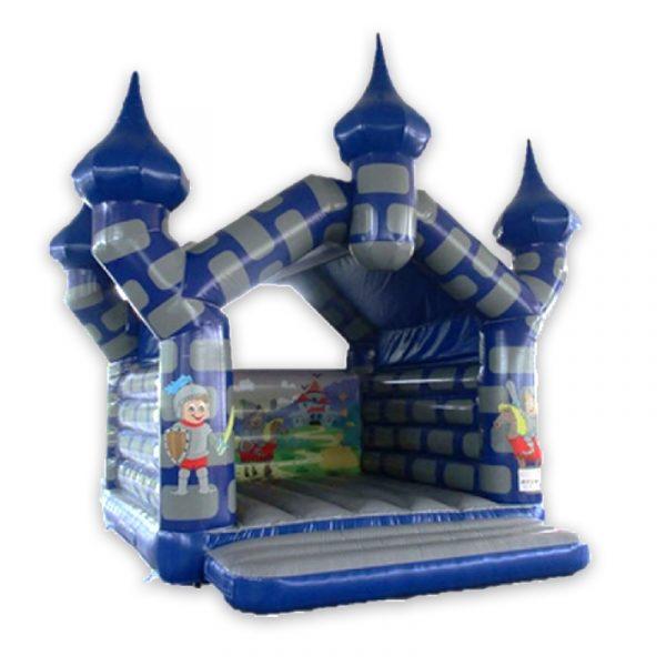 springkussen kasteel huren