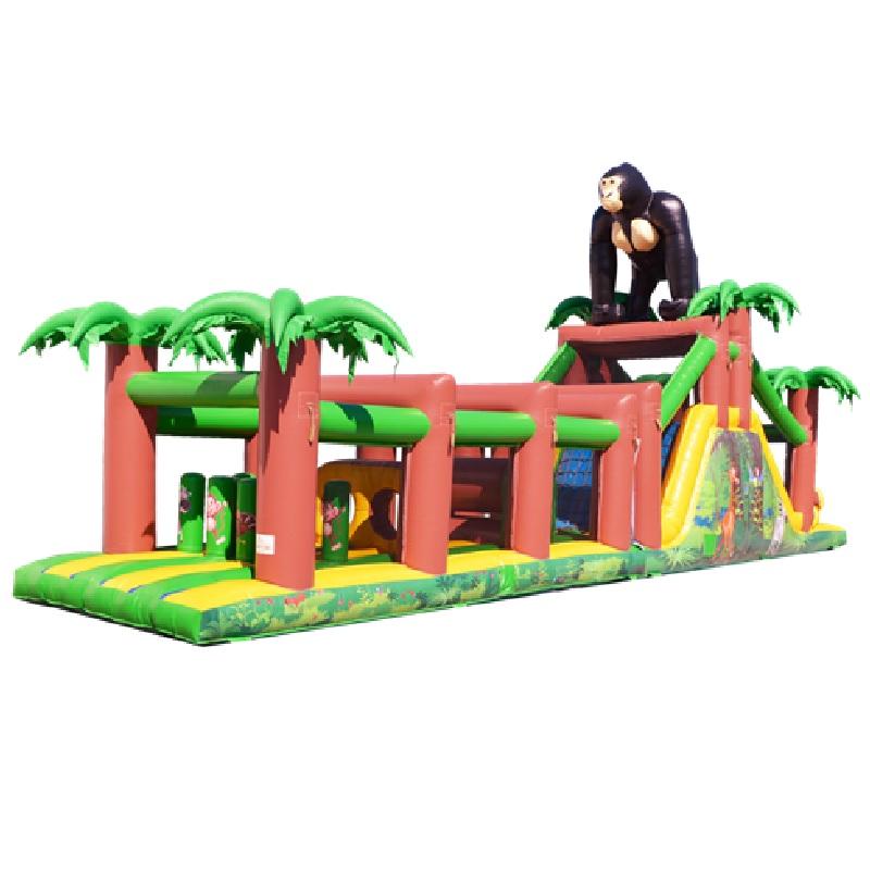stormbaan jungle run