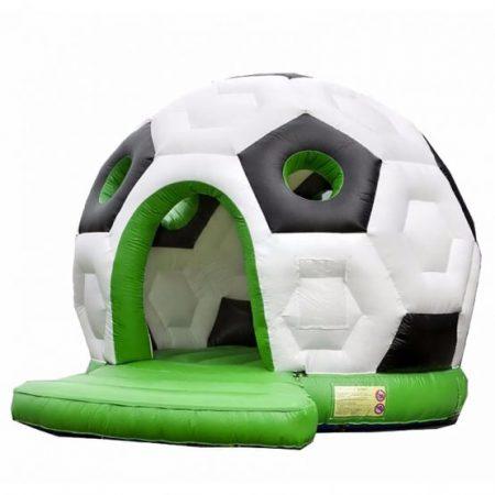 Springkussen ronde voetbal huren in Den bosch